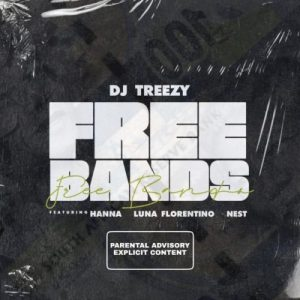 DJ Treezy Ft. Luna Florentino, Hanna & Nest – Free Bands