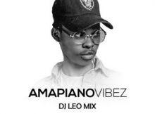 Dj Léo Mix – Amapiano Vibez Mixtape EP