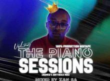 Djy Zan SA – The Piano Sessions Vol. 22 Mix