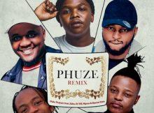 Dlala Thukzin ft. Zaba, Sir Trill, Mpura & Rascoe Kaos – Phuze (Remix)