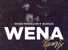 Shabzi Madallion & Blaklez – Wena (Remix)