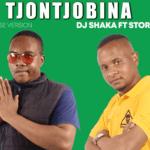 DJ Shaka ft Stormlyzer - Tjontjobina