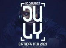 Dj Jaivane - July Birthday Mix Amapiano Album