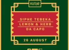 Da Capo – Kunye Live Mix (26 August 2021)