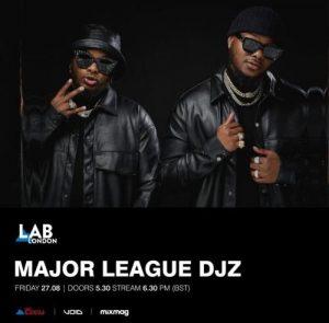 Major League – Lab London Mix