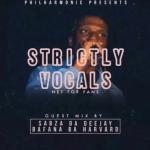 Philharmonic, Bafana Ba Harvard & Sebza De Deejay – Net For Fans (Strictly Vocals)