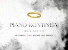 Qwesta Kufet, Eeque, Boibizza & Sanzalo – Piano Kontinua (Peace Magents)