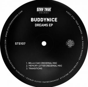 Buddynice – Dream EP