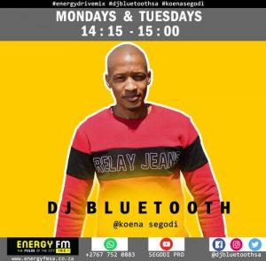 DJ Bluetooth – Energy FM Drive Mix (07 September 2021)