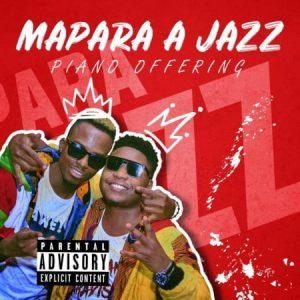 Mapara A Jazz – Piano Offering Album