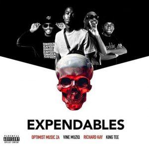 Optimist Music ZA, Vine Muziq, Richard Kay & King Tee ft. Dinho & DBN Gogo – The Expendables EP