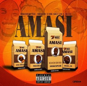 Shakespear ft. Touchline, King Sweetkid, Zolile_3k – Amasi
