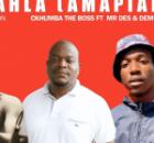 Ckhumba The Boss Ft Mr Des & DemummySon 303 – Iyalahla