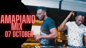PS DJz ft Kabza De small, Maphorisa, MFR souls – Amapiano mix 07 OCT 2021