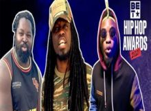 NGA, Didi B & Blxckie – THE BET CYPHER Africa