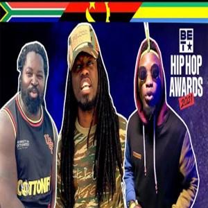 Prodigio, Big Zulu, Rodzang – THE BET CYPHER Africa